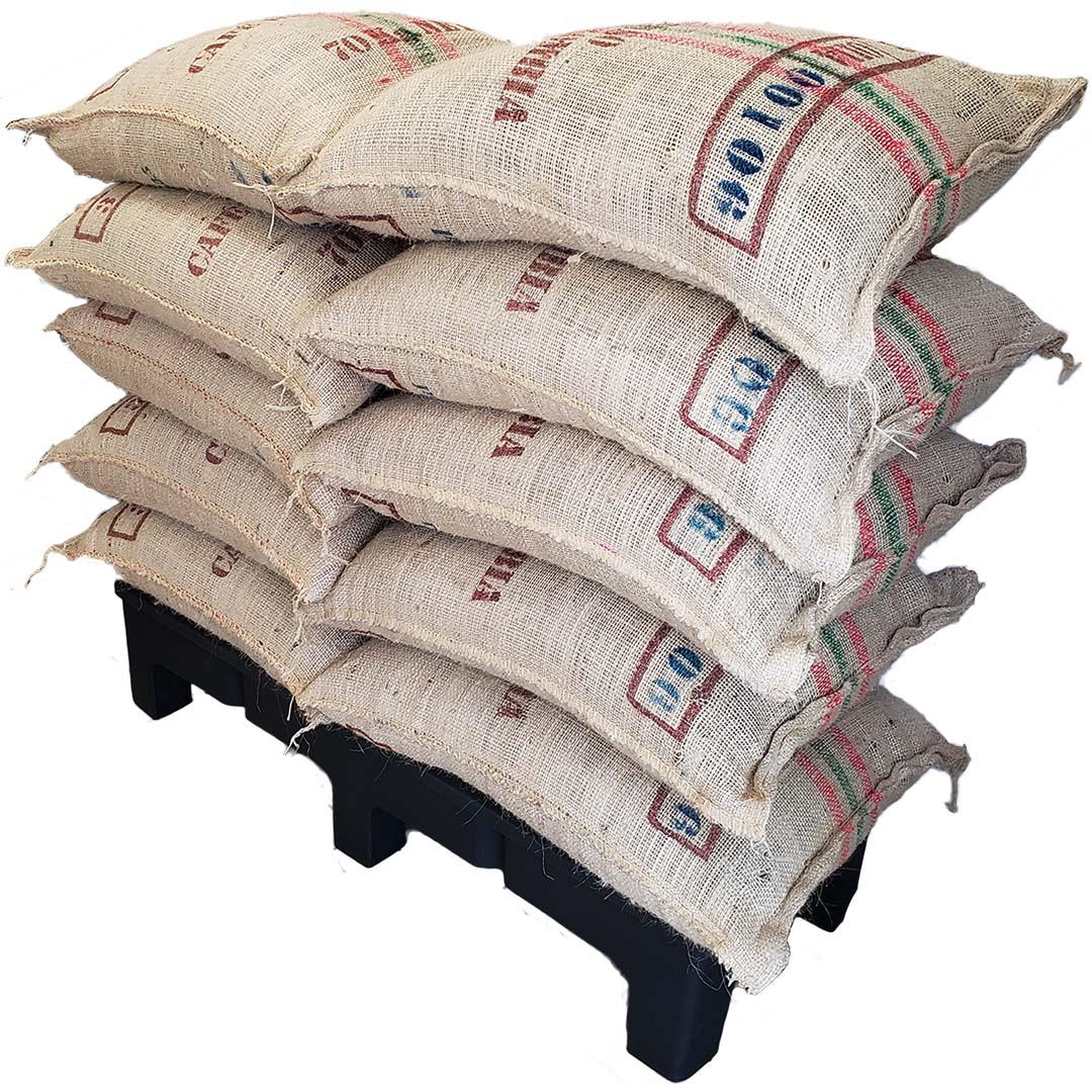 Green Coffee Bags